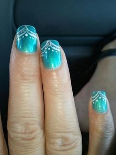 shellac nail designs | Shellac manicure design by Kailey | Yelp