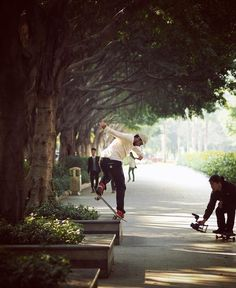 Perfect Form; Dan Leung photo by @antclaravall @puff_tuff @8five2shop www.8five2.com #85ive2skateboards @know1edgeclothingco