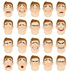 New drawing cartoon faces facial expressions animation 29 ideas Drawing Cartoon Faces, Cartoon Eyes, Cartoon Sketches, Cartoon Male, Eye Drawings, Comic Drawing, Drawing Poses Male, Drawing Reference Poses, Guy Drawing