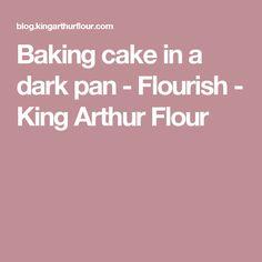 Baking cake in a dar