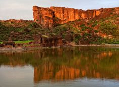 ancient indian landscapes - Google Search