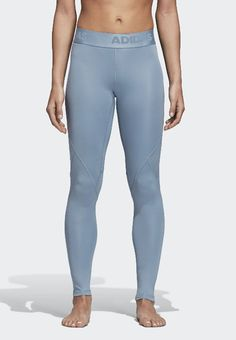 adidas Performance ALPHASKIN SPORT - Collants - blue - ZALANDO.BE Collants 23839c57f8f