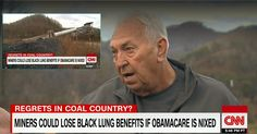 CNN recently told the story of miners and miners' widows in eastern Kentucky. They all share three things in common: 1) They are all affected by black lung, either directly or indirectly. 2) The all voted for Donald Trump. 3) They all now fear what is going to happen if Trump follows through on his […]