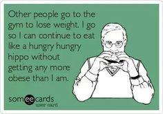 he he :) For more fitness motivation follow my blog at www.custombodz.com  #fitnesshumor #fitness #funnyfitness