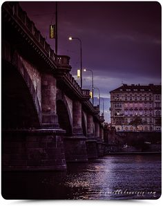 Prague by Henrietta Hassinen