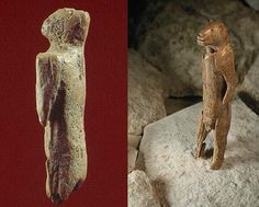 """The Lion Man, found at The Hohle Fels (also Hohlefels, Hohler Fels, German for """"hollow rock"""") is a cave in the Swabian Alps of Germany that has yielded a number of important archaeological finds dating to the Upper Paleolithic. Artifacts found in the cave represent some of the earliest examples of prehistoric art and musical instruments ever discovered. The cave is just outside the town of Schelklingen in the state of Baden-Württemberg, near Ulm."""