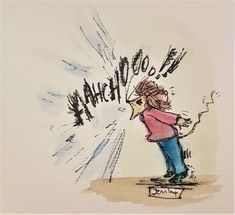 """Jennifer (Jennloop) Lindroos on Twitter: """"Does sneezing violently mean a person is extra sick or just has amazing lung powers? 0.o Asking for a.. mouse.. #mymouseday #beingloud #sneezles """" #sick"""