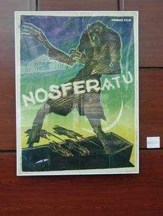 Nosferatu Classic Movie Poster