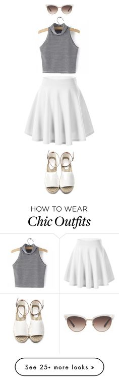 """""""untitled 48"""" by dramadison on Polyvore featuring Gucci"""