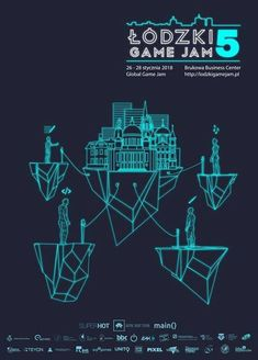 Poster showcase 2018 | Global Game Jam® Poster Creator, The Creator, Game, Gaming, Toy, Games