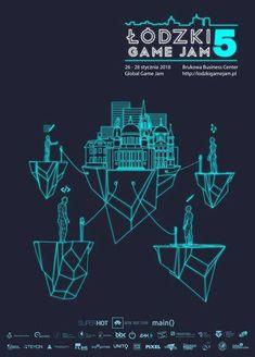 Poster showcase 2018 | Global Game Jam® Poster Creator, The Creator
