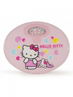 Hello Kitty Bathroom Scale