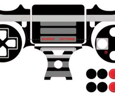 DS4 Controller Skin – Ninretro