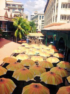 Le Caudan Waterfront, Port-Louis. #mauritius