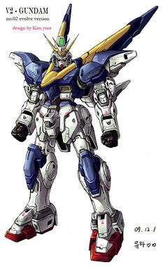V2 Gundam