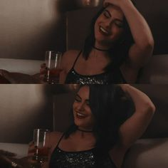 Veronica Lodge Riverdale, Veronica Lodge Outfits, Camila Mendes Veronica Lodge, Betty & Veronica, Camilla Mendes, Girls Characters, First Girl, Beautiful Celebrities, Gossip Girl
