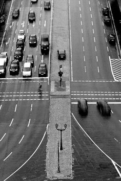 paysage de route, berlin
