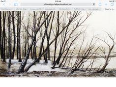 """Miriam di Fiore  """"Autumn Woods"""""""