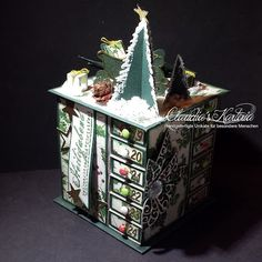 Claudia's Karteria Snow Globes, Christmas Ornaments, Holiday Decor, Crafts, Home Decor, Special People, Handmade, Xmas Ornaments, Manualidades