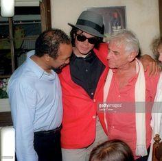 Quincy Jones, MJ, Leonard Bernstein