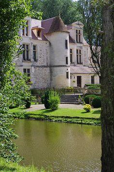 Château de Pontarmé ~ Picardie ~ France