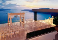 Le Ciel Santorini Wedding & Event Venue - Looking forward to our wedding here next year!!