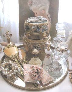 Fabulous Dressing Table Treasures