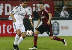Real Madrid Vs AC Milan Football Match Live Score Streaming Prediction 2015