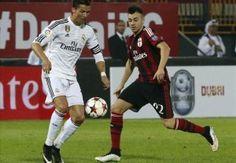 Real Madrid Vs AC Milan Football Match Live Score Streaming Prediction 2015