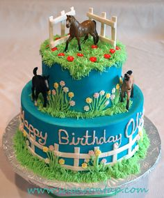 79 Best Horse Birthday Cakes Images