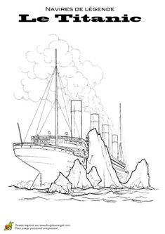 navires de legende le titanic 15