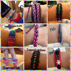 How to Rainbow Loom