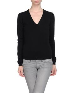 Black Cashmere Sweater <- Perfect Fall Staple (I'd pair it with the lovely animal print accessories from Ann Taylor on this board!)