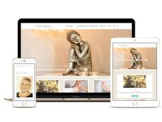 WordPress hjemmeside til Klinik Uglebjerg med personligt designet Divi Child Theme