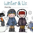 An introduction to winter with a personalized story and activity book. The children learn winter facts while practicing literacy and art.Two vers...
