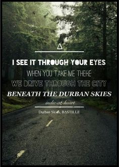 BASTILLE~~ lead singer wrote song to dedicate to his parents for their marriage Deep lyrics