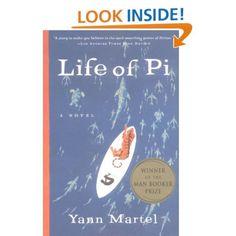 Life of Pi: Yann Martel: 9780156027328: Amazon.com: Books