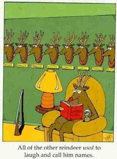 Reindeer Games #christmas #comedy #humor #funny
