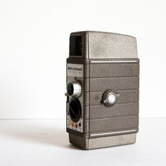 Bell & Howell Two Fifty TwoVintage 8mm Movie CamMid by RobotRescue