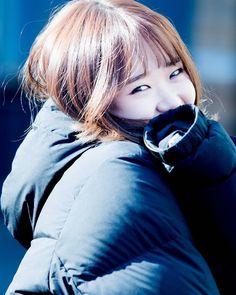 "29 Likes, 1 Comments - FANTAGIO ENTERTAINMENT (@iteen.fantagio) on Instagram: ""[170216] #IOI#Yoojung Naver x Dispatch"""