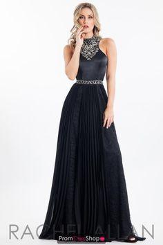 360b2d6704f Rachel Allan Chiffon A Line Dress E1055 Prom Dresses 2017