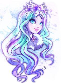 Crystal Winter FanArt