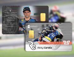 http://karatmaster.com/ - The Ricky Cardus card available in Karatbars back office