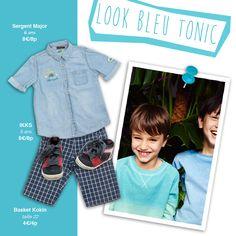 De l'énergie pour les beaux jours avec des #vêtements d' #occasion top tendances pour les #enfants !  #SergentMajor #IKKS #Kokin
