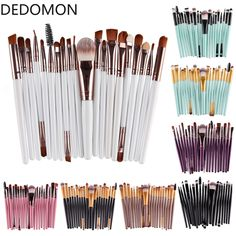 Best Makeup Brushes, Nail Art Brushes, It Cosmetics Brushes, Makeup Tools, Makeup Cosmetics, Best Makeup Products, Cosmetic Brushes, Drugstore Makeup, Beauty Products