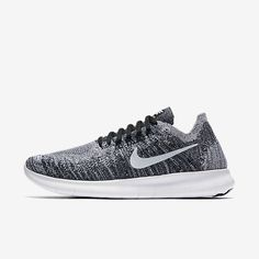 Nike Free RN Flyknit 2017 Women's Running Shoe // My favorite running shoe. And I love that they come in a million colors! // #ad #affiliate