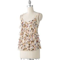 Part 1: Getting this to go with a blazer...  From Kohls, LC Lauren Conrad Collection
