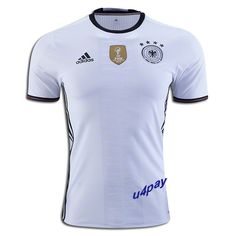 d556ffa83 Germany Euro 2016 Home Men Authentic Soccer Jersey Item Specifics Brand   Adidas Gender  Men s Adult Model Year  Material  Polyester Type of Brand Log