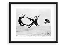 Beach Exercise, 1935
