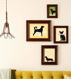 You don't need to center your art for it to make an impact: http://www.bhg.com/decorating/home-accessories/wall-art/artful-arranging/?socsrc=bhgpin071214ornottocenter&page=5